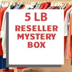 5 LB Reseller Mystery Box